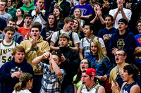 Notre Dame Girls Basketball Section V Championship March 1, 2013