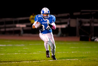 Batavia HS Football vs. Midlakes Section V Class B Playoff