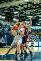 Batavia Lady Blue Devils beat Pittsford-Mendon to win Section V 2016