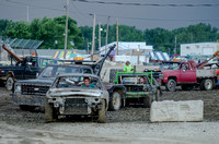 Demolition Derby 2013