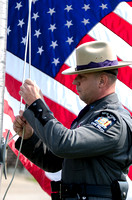 State Police Troop A Memorial Ceremony 2013