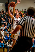 Elba vs. Lima Christian Section V Class C2 Semifinal Feb 24 2016