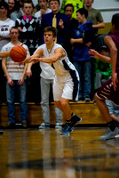 Notre Dame vs. Elba Boys Basketball Dec. 10 2015