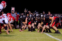 Le Roy beats Hornell in 2013 Game 1, 68-14