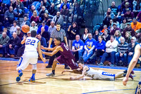 Elba vs. Oakfield Alabama Boys Backetball Jan 14 2016