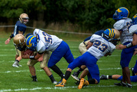 Notre Dame vs. Oakfield-Alabama Football 2014