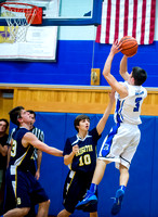 Batavia Blue Devils Boys Basketball Dec. 12 2014