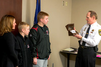 Genesee County Sheriff's Office Awards for 2014
