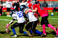 Batavia Bulldawgs at Holley Oct 19 2013