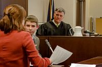Mock Trials 2014 Semi-Finals Wyoming County Courthouse