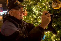 Le Roy Christmas Tree Lighting 2014
