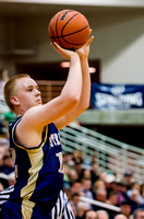 Notre Dame vs. Sherman Far West Regional Basketball Championship