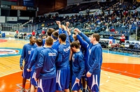 Batavia Blue Devils vs. Geneva in Section V Championship