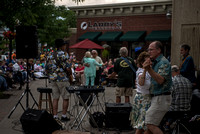 Ghost Riders (both bands) play Main Street, Batavia