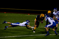 Perry vs. Geneseo Football Sept 26 2014