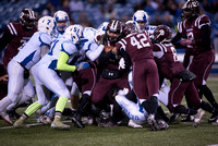Batavia Blue Devils Vs. Dunkirk Football Far West Regional Championship