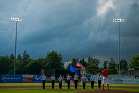 Batavia Muckdogs v State College Spikes July 3 2014