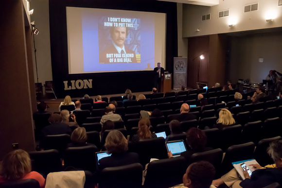 LION Publishers Conference, Columbia College Chicago 2016
