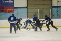 Notre Dame vs. Batavia Hockey Jan 13 2014