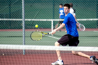 Batavia Boys Tennis April 18, 2013