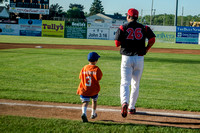 Batavia Muckdogs July 15 2013