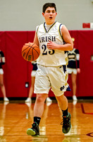 Notre Dame Boys Basketball March 5 2014