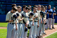 Notre Dame over North Collins in Regional Baseball Championship