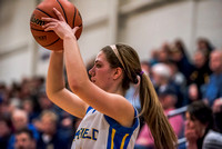 Perry vs. Oakfield-Alabama Girls Section V semifinal Feb 24 2016