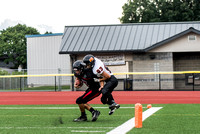 Le Roy vs. Wellsville in Perry, Sept. 18 2016