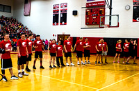 Harlem Wizards at Le Roy 2014